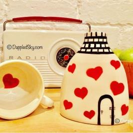 Hearty mugs and kilns