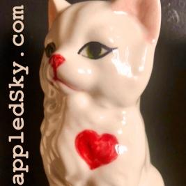 Valentino Ceramic Cat